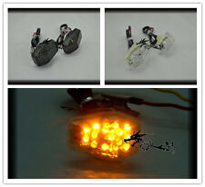 LED Flush Mount Turn Signal Light Indicator Suzuki GSXR1000 GSXR600 GSXR750