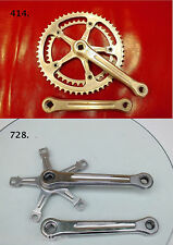 Campagnolo Nuovo Record CrankSet 53/42 / Super Record without Chain Ring Choose1