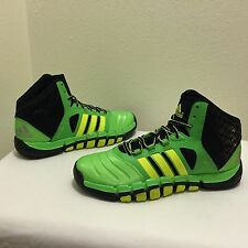 Adidas Men's Shoes Basketball Adipure Crazy Ghost Green/Black/Yellow G98892