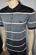 NEW HUGO BOSS GREEN LABLE MODERN FIT PADDY 3 PREMIUM CASUAL POLO SHIRT Sz S,XL