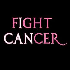 Fight Cancer Breast Cancer Awareness T Shirt & Tank Tops All Sizes/Colors (842)