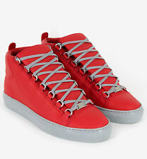 """Balenciaga Arena High Top Sneakers """"Rouge Grenade"""" All Sizes UK LIMITED EDITION"""