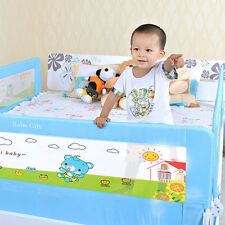 New Baby Safety Bed Rail Infant Sleeping Protective Guard Rail Toddler Bedrail