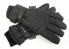 OCTAVE® Mens Padded Thinsulate-Lined Ski Gloves with Sport Velcro Fastening
