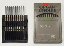 10 ORGAN TITANIUM DBXK5 COMMERCIAL EMBROIDERY MACHINE NEEDLES BARUDAN TAJIMA