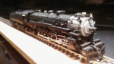 Beautiful KEY Imports N Scale SP Southern Pacific MT5 4-8-2 New Brass Snow Plow