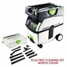 Festool CTL MIDI Mobile Dust Extractor 110 VOLT - 584163 with cleaning set