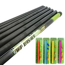 11m NGT CARP FISHING POLE WITH ELASTIC,CONNECTOR, BUSH & BUNG TACKLE