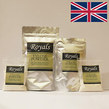 Royal's Pure Tylose Tylo CMC Powder Gum Cake Icing Sugarpaste Edible Glue UK