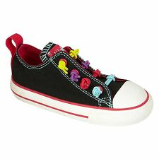 New Girl's Toddler Converse Chuck Taylor All Star Ox (732501F) (X555)