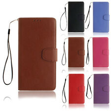 Litchi Wallet Leather Flip Case Cover For Sony Xperia M4/M5/Z5/Z3/X/XA/Z5 Mini