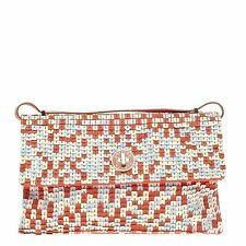 Bottega Veneta Turnlock Flap Crossbody Sequins