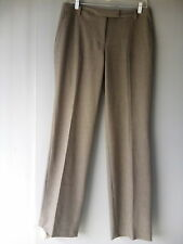 Pre-Owned Calvin Klein Green Tinted Dress Pants, sz 6