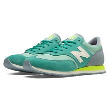 NEW BALANCE CW620BWK Teal Blue White Grey Lifestyle Retro Sneakers 6 8.5 9