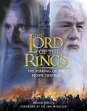 Lord of the Rings: Making of the Trilogy Book by Brian Sibley.  Fascinating!