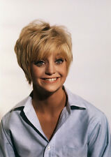 Art print POSTER Portrait of Actress Goldie Hawn