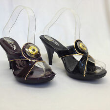 """New Ladies Womens Open Toe 4"""" High Heels Sandals Party Shoes Wedding Formal Size"""