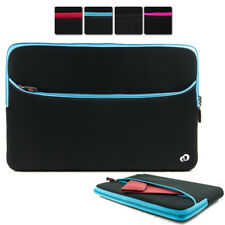 Universal 15 15.6 inch Laptop Neoprene Zipper Sleeve Bag Case Cover 15G28
