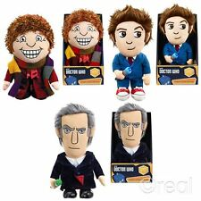 New Doctor Who 4th 10th Or 12th Dr Talking Plush Lights & Sounds Medium Official