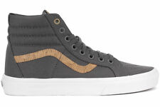 Vans SK8-Hi Reissue Cork Twill New Unisex Dark Shadow Lifestyle Shoes VN-0ZA0GY