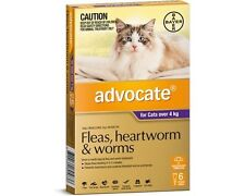 Advocate Purple for Large Cats (Over 4kg) | FREE Shipping to select Australia...