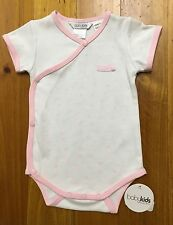 *NEW* NEWBORN BODYSUITS ASSORTED COLOURS ALL SIZE 0000 BABY BOY GIRL