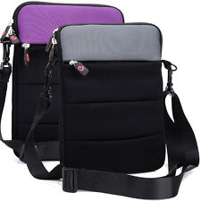 Convertible 10 - 11.6 Inch Laptop Sleeve and Shoulder Bag Case Cover NDR2-2