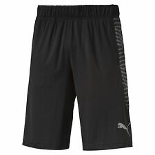 PUMA Active Training Graphic Knit Shorts Training Knitted Shorts Male New