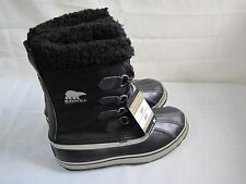 New!  Mens  Sorel 1964  Pac Nylon Boots Style NM 1440-011 Black   7D