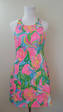 2016 New Lilly Pulitzer Grayes Printed Shift Dress Multi So A Peeling Size 2-8