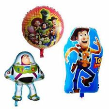 NEW Toy Story Woody Helium Balloons Decoration​s Kids Boy Foil Mylar Party Toy