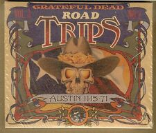 Grateful Dead Road Trips Vol.3 No.2 Brand New/Factory Sealed (2-CD) Austin 11/71