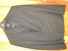 COLD METHOD BLACK DOUBLE BREASTED SUIT JACKET TAILORED SMART SIZE 40 BNWT