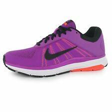 Nike Dart 12 Running Shoes Womens Violet/Black Run Fitness Trainers Sneakers