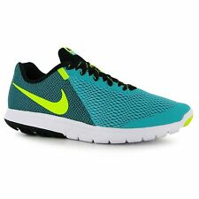 Nike Flex Experience 5 Running Shoes Womens Green/Volt Fitness Trainers Sneakers
