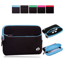 Universal 7 inch Tablet Soft Zipper Sleeve Case Cover Bag MIG2-2