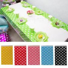 Dot Pattern Table Cloth Cover Rectangular Tablecloth Dining Table Protector