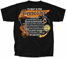 You might be From Tennessee if...T- Shirt  - Adult Sizes Brand New