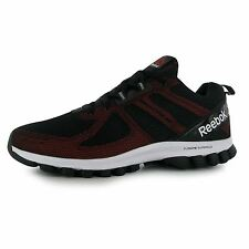 Reebok SubLite Super Duo Training Shoes Mens Black/Red Fitness Trainers Sneakers