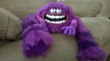 Disney Pixar Disney Store talking monster plush stuffed animal toy