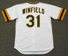 DAVE WINFIELD San Diego Padres 1974 Majestic Cooperstown Home Baseball Jersey