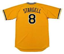 WILLIE STARGELL Pittsburgh Pirates 1979 Majestic Cooperstown Home Jersey