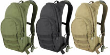 Condor 124 Hydration Pack w/ 2.5L Water Bladder Padded MOLLE Backpack Expandable