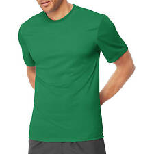Hanes Sport Men's Short Sleeve CoolDri Performance Tee (50+ UPF) Sz. 42-44 Large