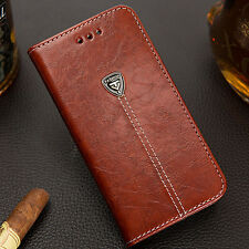 Samsung Galaxy S5 S3 S4 S6 S7 edge Plus Leather Wallet Case Phone Cover Cases