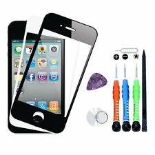 Front Replacement Glass Lens Outer Screen New for Apple iPhone 4 4G 4S Tools US