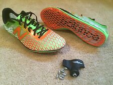 New Balance Mens Running Track Shoes MLD5000G Spikes / Key Included Sz 10.5, 11