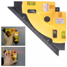 Laser Line Leveler Right Angle 90 Degree Projection Square Horizontal Vertical