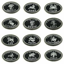 Usa American Zodiac Signs Belt Buckles Astrology Horoscope Metal Bottle Openers