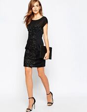 French Connection Moon Dust Dress RRP $298.00 UK 8/EU 36/US 4